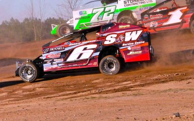 S&W Service Centre and Pinty's Present Modified Special at Humberstone's All Canadian Championship