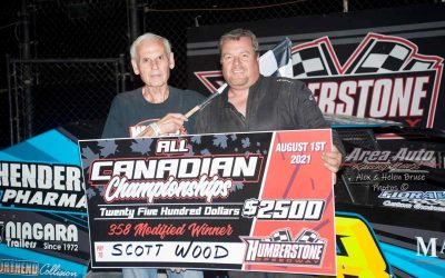 Scott Wood, Cody McPherson, Kraig Handley, and Austyn Werstroh Win All-Canadian Championships